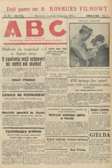 ABC : pismo codzienne : informuje wszystkich o wszystkiem. 1926, nr41 |PDF|