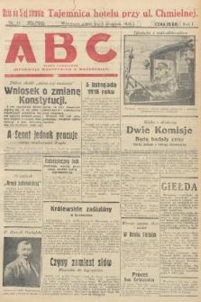 ABC : pismo codzienne : informuje wszystkich o wszystkiem. 1926, nr42 |PDF|