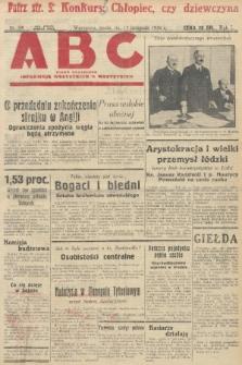 ABC : pismo codzienne : informuje wszystkich o wszystkiem. 1926, nr54 |PDF|