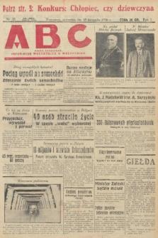 ABC : pismo codzienne : informuje wszystkich o wszystkiem. 1926, nr55  PDF 