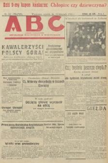 ABC : pismo codzienne : informuje wszystkich o wszystkiem. 1926, nr60 |PDF|