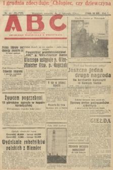 ABC : pismo codzienne : informuje wszystkich o wszystkiem. 1926, nr62 |PDF|
