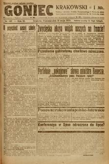 Goniec Krakowski. 1920, nr147