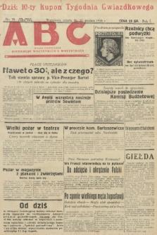 ABC : pismo codzienne : informuje wszystkich o wszystkiem. 1926, nr78  PDF 