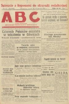 ABC : pismo codzienne : informuje wszystkich o wszystkiem. 1926, nr81 |PDF|