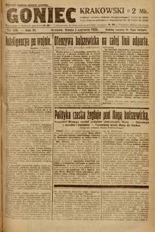 Goniec Krakowski. 1920, nr149