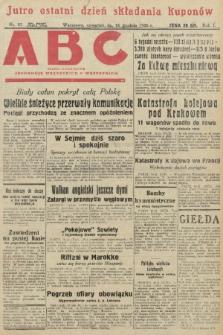 ABC : pismo codzienne : informuje wszystkich o wszystkiem. 1926, nr83 |PDF|