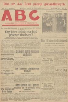 ABC : pismo codzienne : informuje wszystkich o wszystkiem. 1926, nr93 |PDF|