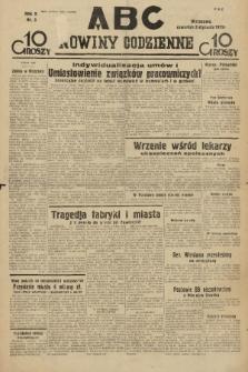 ABC : nowiny codzienne. 1935, nr3  PDF 