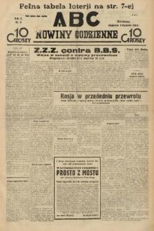 ABC : nowiny codzienne. 1935, nr6 |PDF|
