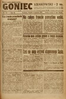 Goniec Krakowski. 1920, nr151