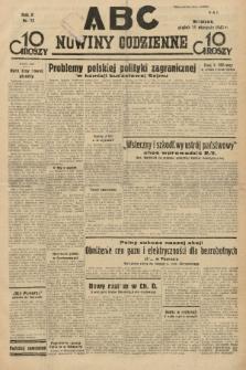 ABC : nowiny codzienne. 1935, nr12  PDF 