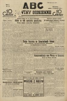 ABC : nowiny codzienne. 1935, nr21 [ocenzurowany] |PDF|