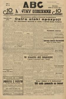 ABC : nowiny codzienne. 1935, nr28 |PDF|