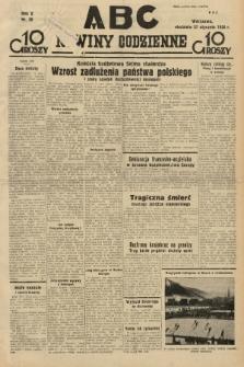 ABC : nowiny codzienne. 1935, nr30 |PDF|