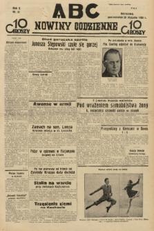 ABC : nowiny codzienne. 1935, nr31 |PDF|