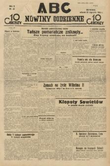 ABC : nowiny codzienne. 1935, nr32  PDF 