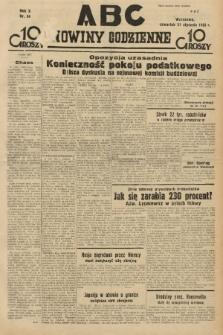 ABC : nowiny codzienne. 1935, nr34 |PDF|