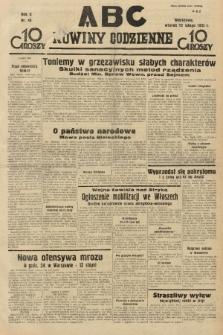 ABC : nowiny codzienne. 1935, nr46  PDF 