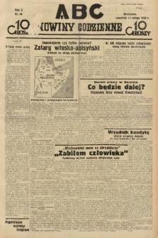 ABC : nowiny codzienne. 1935, nr48  PDF 