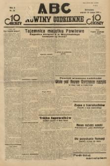 ABC : nowiny codzienne. 1935, nr53 |PDF|