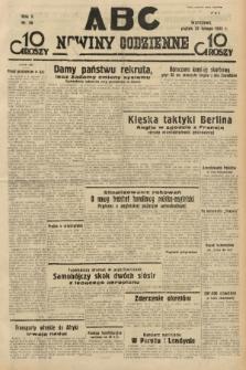 ABC : nowiny codzienne. 1935, nr56 |PDF|