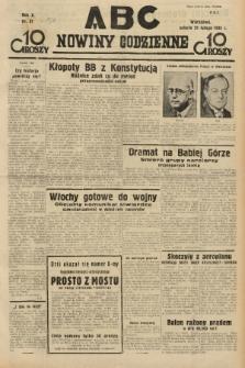 ABC : nowiny codzienne. 1935, nr57 |PDF|