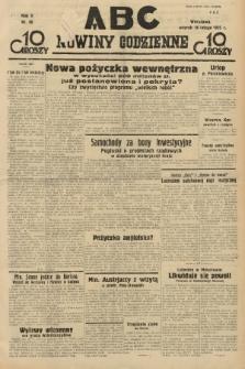 ABC : nowiny codzienne. 1935, nr60  PDF 