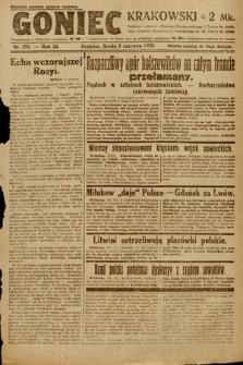 Goniec Krakowski. 1920, nr156