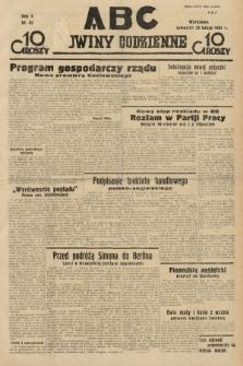 ABC : nowiny codzienne. 1935, nr62 |PDF|