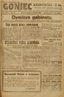 Goniec Krakowski. 1920, nr158
