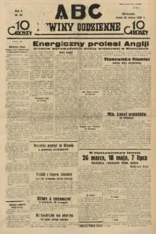 ABC : nowiny codzienne. 1935, nr84 |PDF|