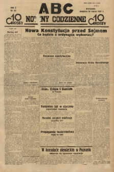 ABC : nowiny codzienne. 1935, nr88 |PDF|