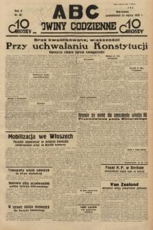 ABC : nowiny codzienne. 1935, nr89 |PDF|
