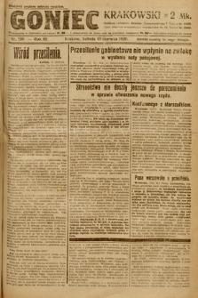 Goniec Krakowski. 1920, nr159