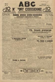 ABC : nowiny codzienne. 1935, nr93 |PDF|