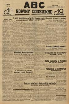 ABC : nowiny codzienne. 1935, nr96 |PDF|