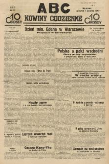 ABC : nowiny codzienne. 1935, nr99 |PDF|