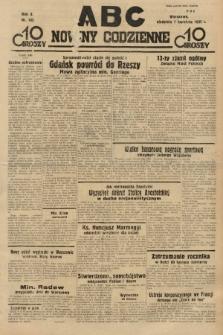 ABC : nowiny codzienne. 1935, nr102 |PDF|