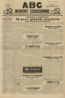 ABC : nowiny codzienne. 1935, nr104 |PDF|