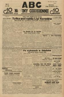 ABC : nowiny codzienne. 1935, nr105  PDF 