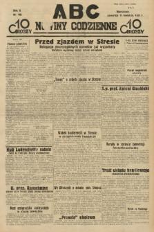 ABC : nowiny codzienne. 1935, nr106 |PDF|