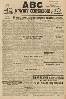 ABC : nowiny codzienne. 1935, nr109 |PDF|