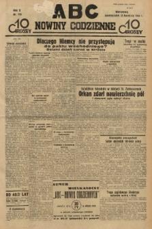 ABC : nowiny codzienne. 1935, nr110  PDF 