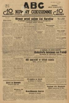 ABC : nowiny codzienne. 1935, nr111  PDF 
