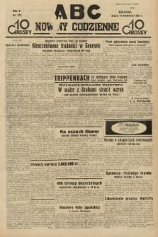 ABC : nowiny codzienne. 1935, nr112 |PDF|