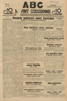ABC : nowiny codzienne. 1935, nr118 |PDF|