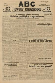 ABC : nowiny codzienne. 1935, nr120 |PDF|