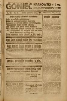 Goniec Krakowski. 1920, nr162