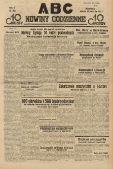 ABC : nowiny codzienne. 1935, nr123 |PDF|
